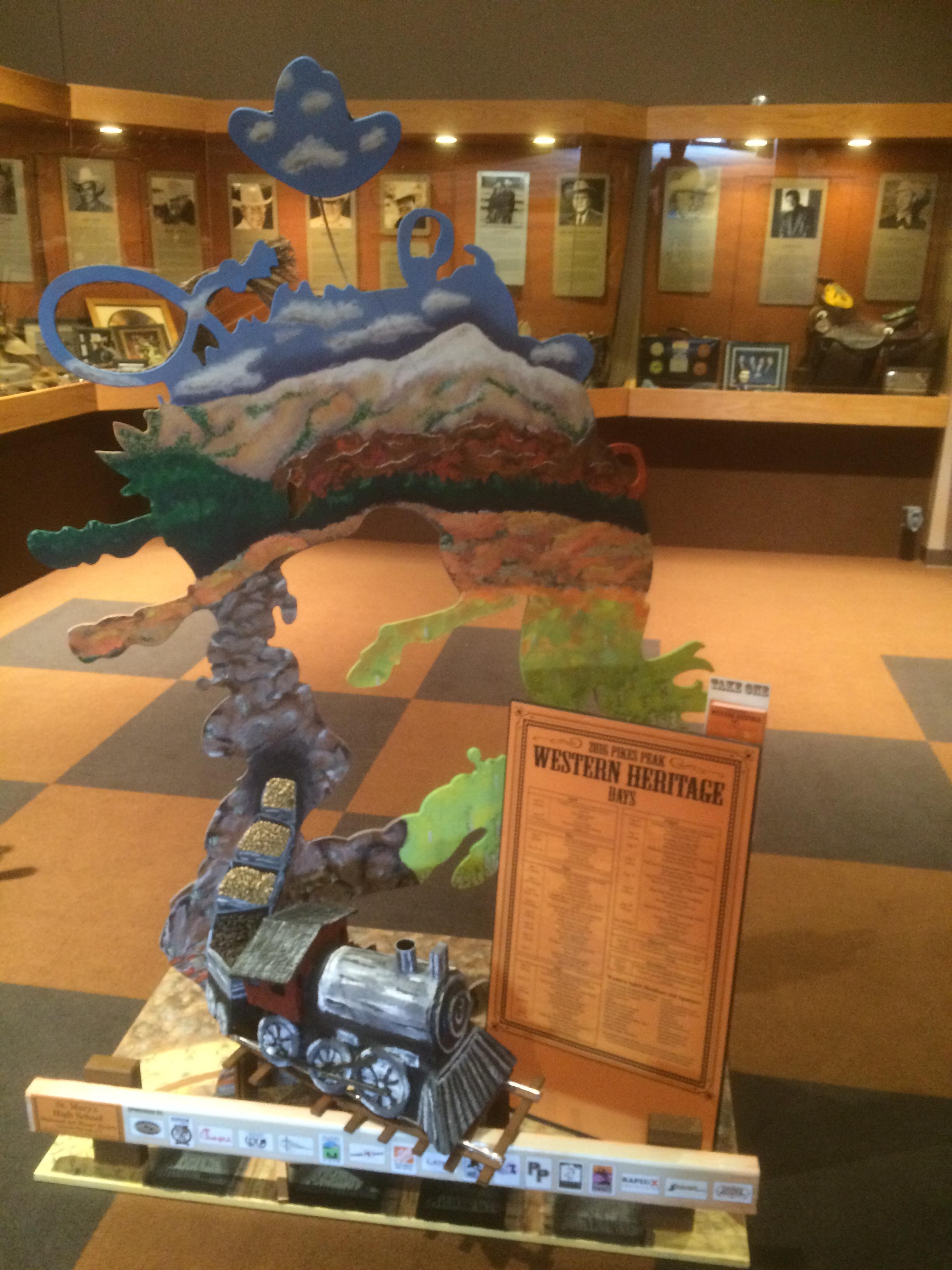 2016 Western Heritage Spirit Of Colorado Springs